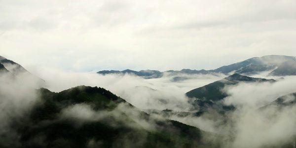 北山村風景