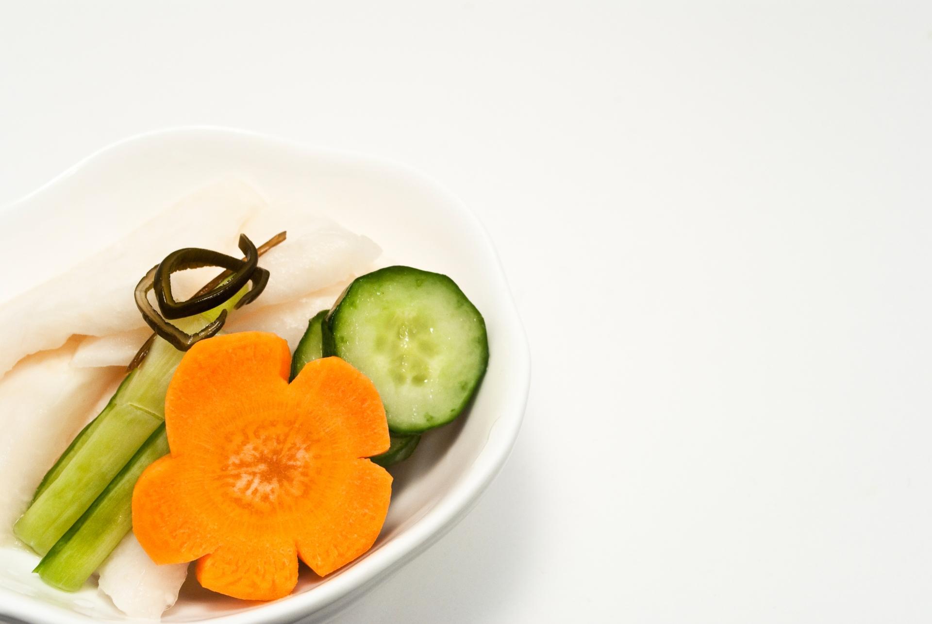 野菜と昆布