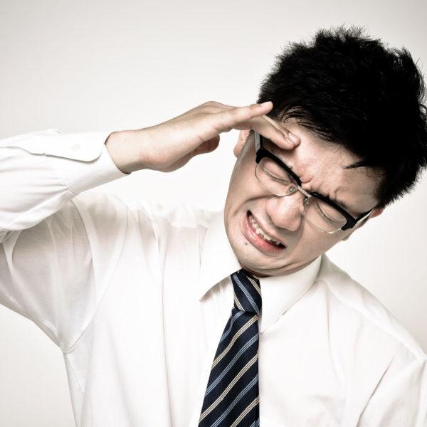 頭痛がするけど薬を飲みたくない、そんなときは…
