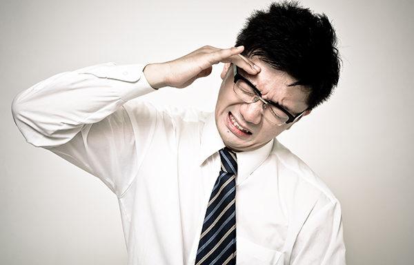 薬に頼りすぎでは?現代人に多い頭痛!昔ながらの頭痛の対処法