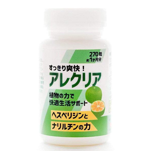 アレクリア ヘスペリジン+ナリルチン