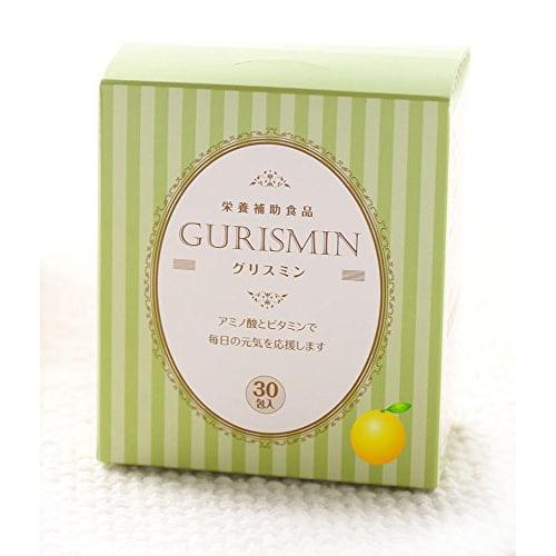 グリスミン|グリシンとカルニチン+贅沢にビタミンB2を配合、30包入