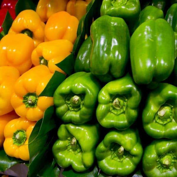 色・色々ピーマン「栄養価」が一番あるのは何色!?