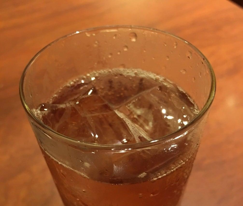 サンザシジュース