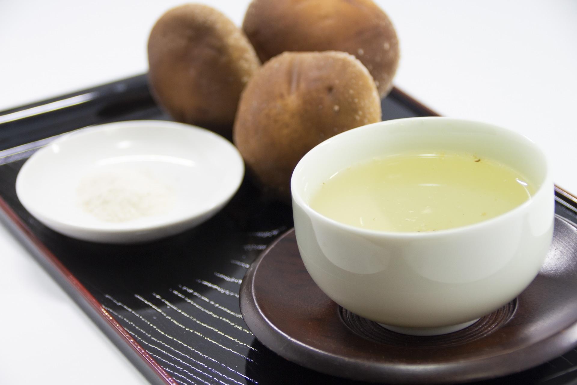 シイタケ茶